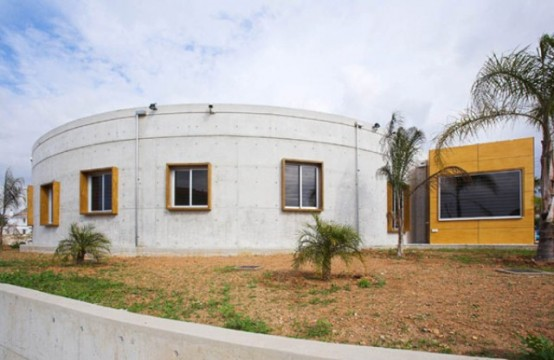 Cyprus Residence With Original Architecture