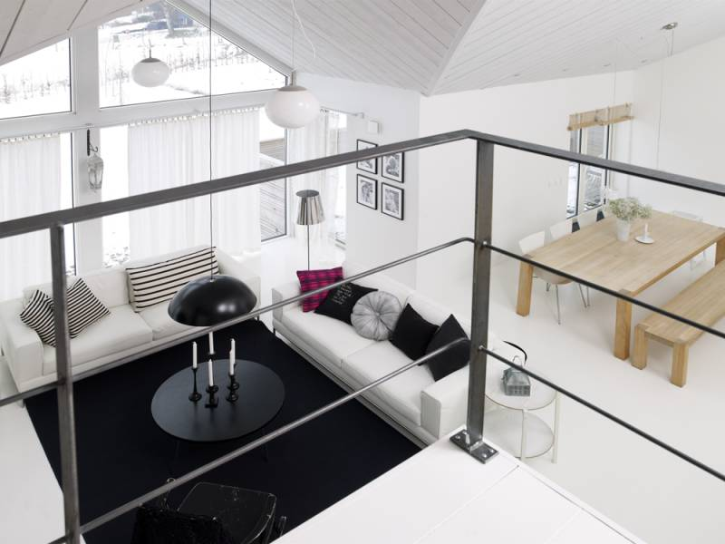 Lovely House With Danish Interior Design Digsdigs