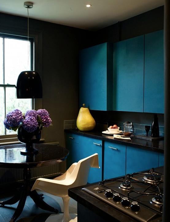 Dark And Moody Apartment Interior Design