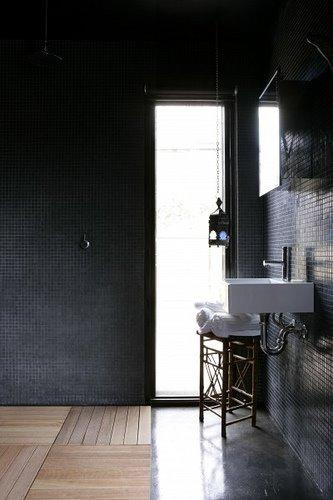 Dark Moody House By Simon Carver