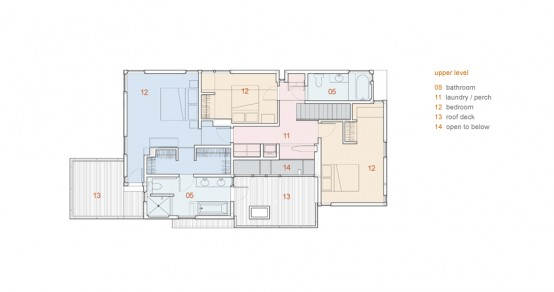 Dark Single Family House On A Very Small Inner City Lot