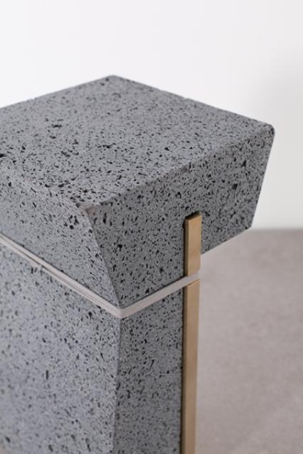 De Natura Fossilium Furniture Collection Of Cooled Lava
