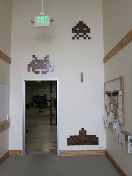 Decorating Walls For Old Games Fans