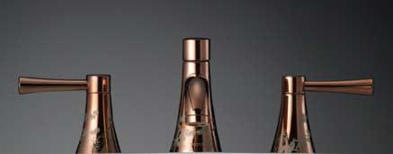 Decorative Black Lavatory Faucets