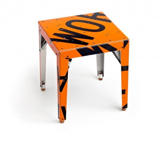 Decorative Transit Chairs