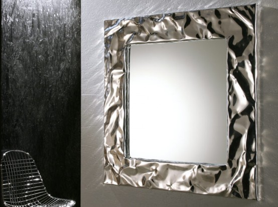 Unique Decorative Wall Mirrors By Rifleshi