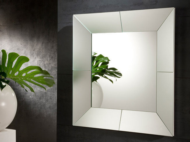 45 Decorative Wall Mirrors by Riflessi | DigsDigs on Wall Mirrors Decorative id=72136