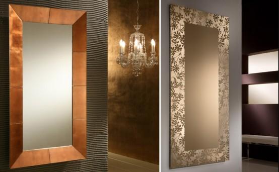Luxury Decorative Wall Mirrors By Rifleshi