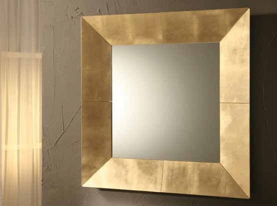 45 Decorative Wall Mirrors by Riflessi - DigsDigs
