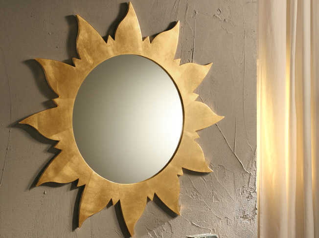 45 Decorative Wall Mirrors by Riflessi | DigsDigs on Wall Mirrors Decorative id=32983