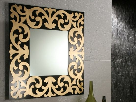 Awesome Decorative Wall Mirrors By Rifleshi