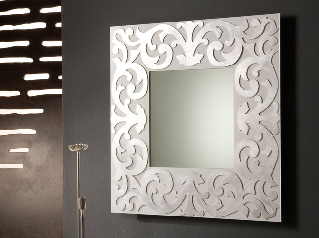 45 Decorative Wall Mirrors by Riflessi : DigsDigs