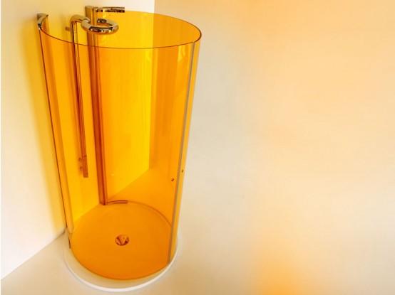 Degree Yellow Shower Box