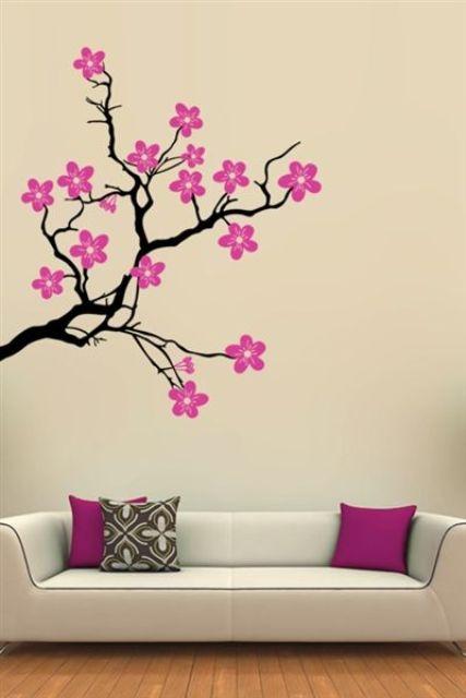 30 Delicate Cherry Blossom Decor Ideas For Spring Digsdigs
