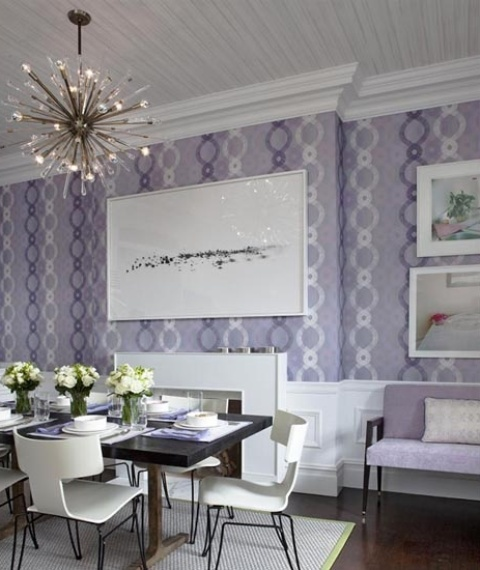 55 Best Home Decor Ideas: 39 Delicate Home Décor Ideas With Lavender Color