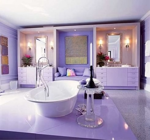 Interior Design Home Decorating Ideas: 39 Delicate Home D Cor Ideas With Lavender Color