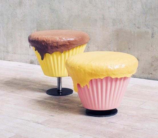 26 Delicious Furniture Pieces Looking Like Your Favorite Food