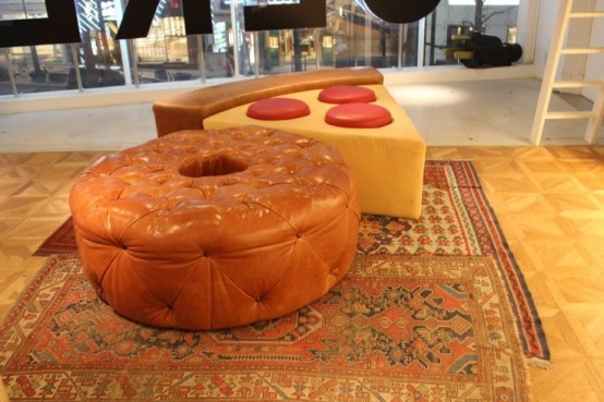 Delicious Furniture Pieces Looking Like Your Favorite Food