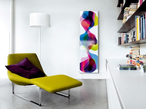 Designer Radiators That Can Replace Art On Your Walls