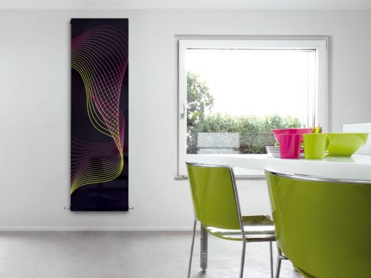 Designer Radiators Like Artworks