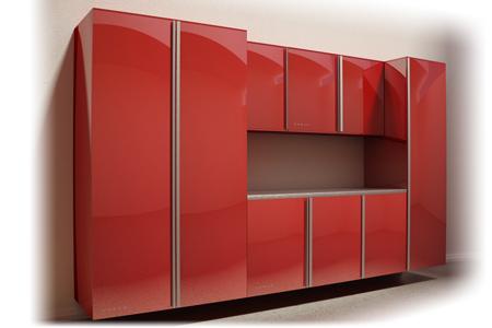 Designers Garage Storage System