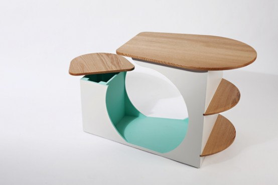 11 Amazing Designer's Kids Desks
