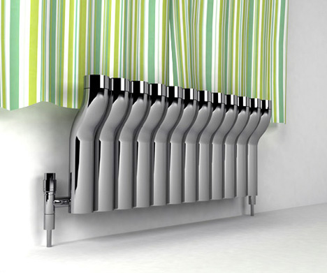 Designers Radiators for Home Heating