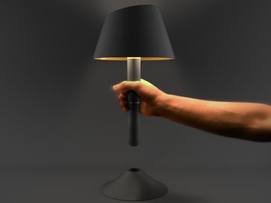 designers lamp