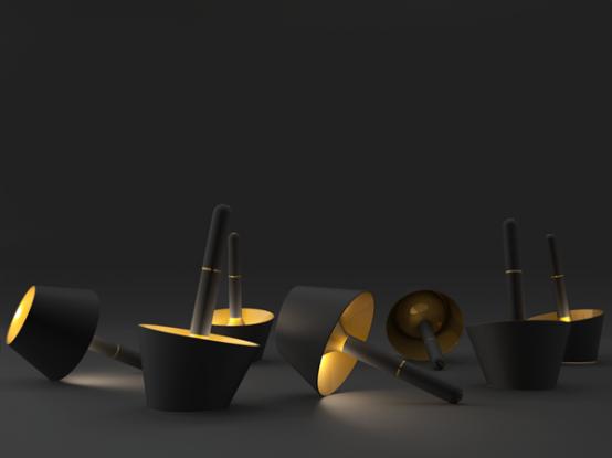 """Designers """"Lamp"""" Concept"""