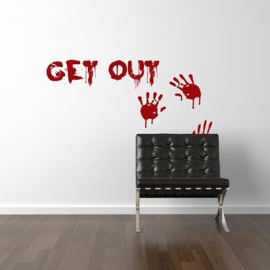 Dexter Halloween Party Decor Ideas