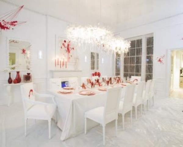 Dexter Halloween Party Decor Ideas