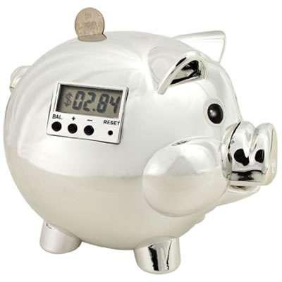 digital home bank pig