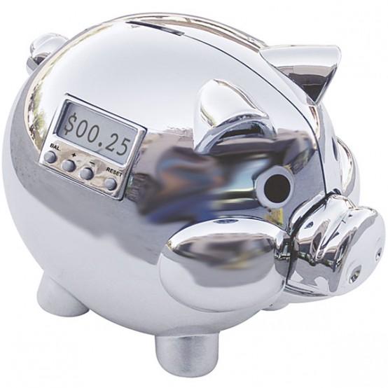 digital home pig bank