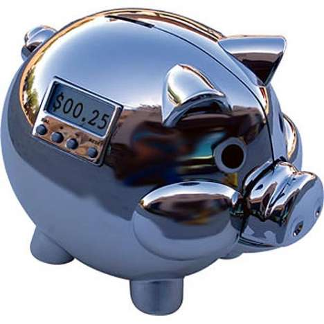 Home Digital Piggy Bank