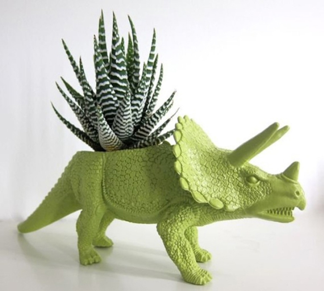 Dinosaur Planters For Kids Rooms Digsdigs