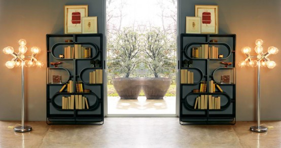 Dna Bookcase And Room Divider