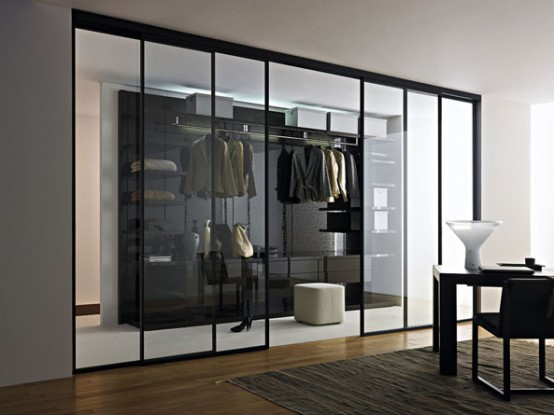 Doc Mobili S Modern Walk In Closets Digsdigs