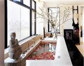 Donna Karans Bathroom