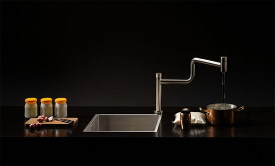 Dornbracht Cooking Water Zone