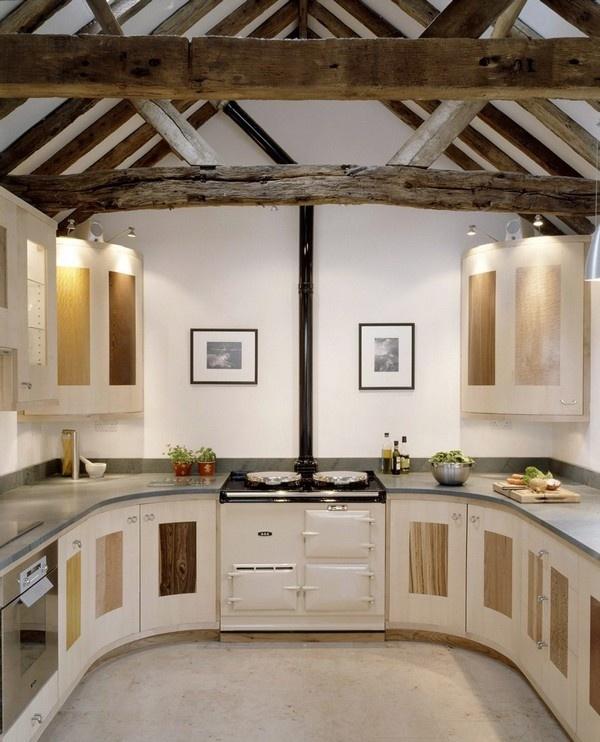 Dream Barn Kitchen Design