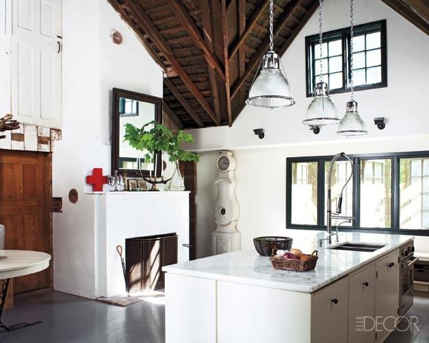 Dream Barn Kitchen Design