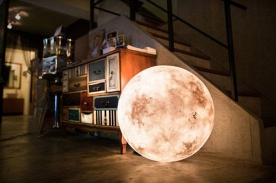 Moon In Your Home: Dreamy And Romantic Luna Lamp