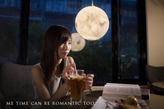 Dreamy And Romantic Luna Lamp