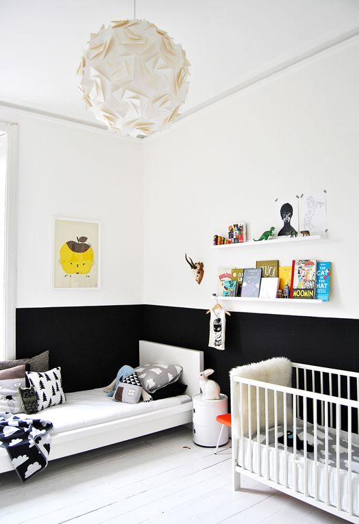 Dreamy And Soft Scandinavian Kids Room Decor Ideas