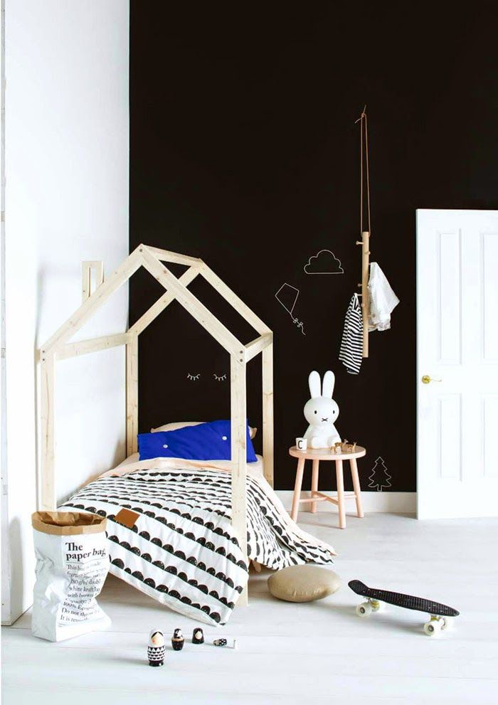 31 Dreamy And Soft Scandinavian Kids Rooms Décor Ideas