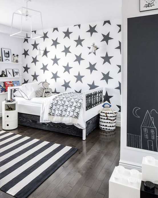 31 Dreamy And Soft Scandinavian Kids Rooms Dcor Ideas DigsDigs