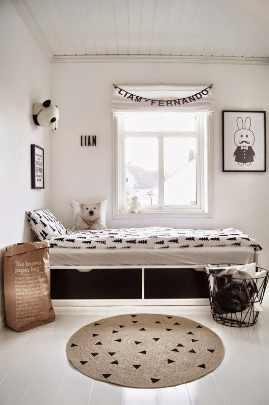 31 Dreamy And Soft Scandinavian Kids Rooms D 233 Cor Ideas