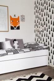 Dreamy And Soft Scandinavian Kids Room Decor Ideas