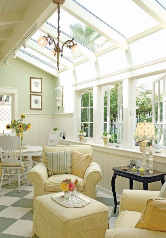 dreamy attic sunroom design ideas - Sunroom Design Ideas Pictures