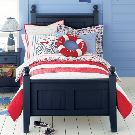 Luxury Dreamy Beach And Sea Inspired Kids Room Designs